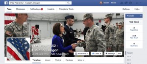 Tualatin VFW on Facebook