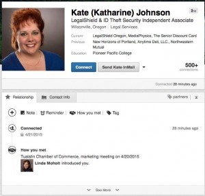 Kate Johnson - LinkedIn
