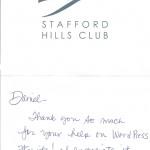 Stafford Hills Club