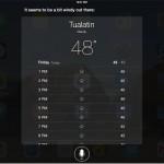 Siri, wind is wrong